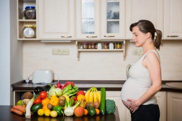 Co warto jeść podczas ciąży