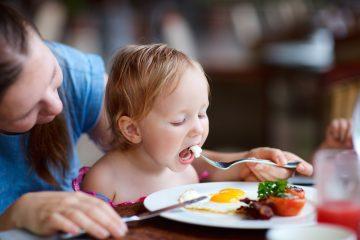co zrobić aby dziecko zjadło coś nowego