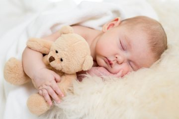 dlaczego dziecko nie chce spać w nocy