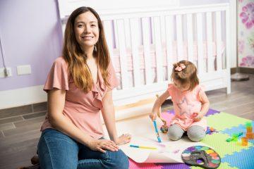 jak wybrać odpowiednią nianię dla dziecka