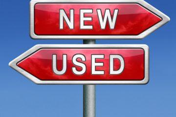 nowe czy używane
